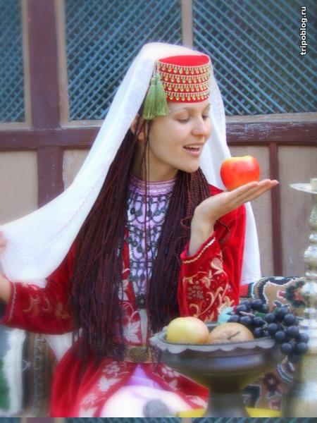 пикантное фото татарок